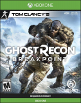 Tom Clancy's Ghost Recon Breakpoint – Xbox One $27.99 (REG $59.99)