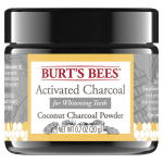 Burt's Bees Activated Coconut Charcoal Powder, for Teeth Whitening, $13.26 (REG $24.99)