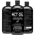 Premium MCT Oil Made only from Coconuts $21.95 (REG $49.95)