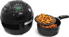 Maxi-Matic EAF-2500D Elite Platinum Digital Air Fryer With Two-Tiered Basket $87.02 (REG $145.99)