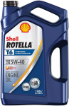 Shell Rotella T6 Full Synthetic 5W-40 Diesel Engine Oil $20.97 (REG $49.41)