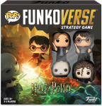 Funko Pop! – Funkoverse Strategy Game: Harry Potter #100 – Base Set $22.44 (REG $39.99)