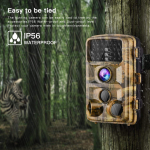 LIMITED TIME DEAL!!! Waterproof 14MP 1080P Game Hunting Scouting Cam with 3 Infrared Sensors $50.39 (REG $99.99)