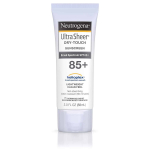 Neutrogena Ultra Sheer Dry-Touch Water Resistant & Non-Greasy Sunscreen Lotion $4.75 (REG $10.99)