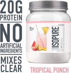 LIMITED TIME DEAL!!! ISOPURE INFUSIONS, Refreshingly Light Fruit Flavored $13.85 (REG $24.99)