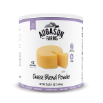 Augason Farms Cheese Blend Powder Certified Gluten Free $16.86 (REG $38.99)