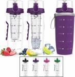 Bevgo Infuser Water Bottle – Large 32oz – Hydration Timeline Tracker$15.97 (REG $35.95)