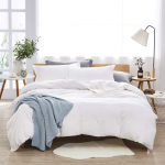 Dreaming Wapiti Duvet Cover King, 100% Washed Microfiber 3pcs Bedding Set, $39.99 (REG $69.99)