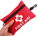 Mini First Aid Kit,92 Pieces Small First Aid Kit $8.49 (REG $15.99)