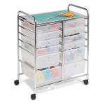 Honey-Can-Do Rolling Storage Cart and Organizer $60.99  (REG $90.00)