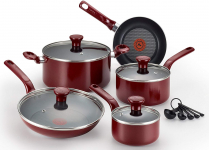 T-fal Thermo-Spot Cookware Set $34.71 (REG $55.10)