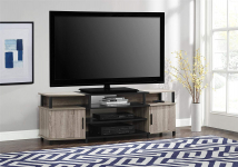 Ameriwood Home Carson TV Stand for TVs up to 70″, Weathered Oakt$120.65 (REG $282.50)