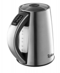6-Temperature Variable Stainless Steel Cordless Electric Kettle $39.95 (REG $94.95)