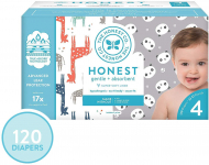 The Honest Company Super Club Box Diapers w/ TrueAbsorb Technology $34.99 (REG $50.99)