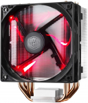 Cooler Master Hyper 212 LED w/ 4 Continuous Direct Contact Heatpipes $21.87 (REG $39.99)