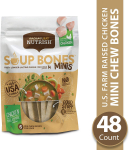 Rachael Ray Nutrish Soup Bones Dog Treats, Longer Lasting $12.00 (REG $38.99)