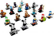 LEGO Minifigures Disney Series 2 71024 Building Kit (1 Minifigure) $2.53 (REG $3.99)