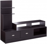 Armstrong Modern TV Stand w/ Built-In Vertical Side Console $123.12 (REG $213.00)