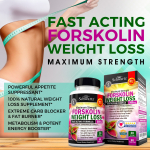 Forskolin Extract for Weight Loss $23.96 (REG $39.95)