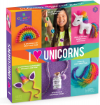 Craft-tastic – I Love Unicorns Kit – Craft Kit Includes 6 Unicorn-Themed Projects $9.75 (REG $22.99)