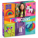 Craft-tastic – I Love Unicorns Kit – Craft Kit Includes 6 Unicorn-Themed Projects $14.91 (REG $22.99)