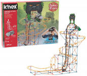Panther Attack Roller Coaster Building Set with Ride It! $25.93 (REG $79.99)