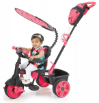 Little Tikes 4-in-1 Ride On, Neon Pink, Deluxe Edition $49.00 (REG $109.99)