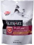 Nutri-Vet Pet-Ease Soft Chews, 70 Count Pack of 1$2.99 (REG $6.03)