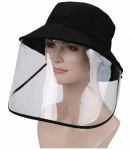 Lanzom Women Lady Wide Brim Cap Visor Hats UV Protection Mask Hats $14.99 (REG $18.99)