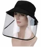 Lanzom Women Lady Wide Brim Cap Visor Hats UV Protection Mask Hats $14.99 (REG $18.99)