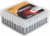 IMPECCA AAA Batteries, All Purpose Alkaline Batteries (100-Pack) High Performance$22.97 (REG $69.99)