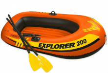 Intex Explorer 200, 2-Person Inflatable Boat Only $9.99 Shipped!