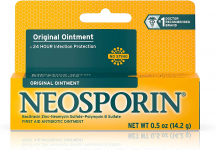 Neosporin Original First Aid Antibiotic Ointment with Bacitracin $3.99 (REG $10.99)