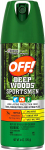 Off! Deep Woods Sportsmen Insect Repellent II, 6 oz. $5.88 (REG  $20.86)