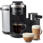 CYBER MONDAY DEAL!!! Keurig K-Cafe Coffee Maker, Single Serve K-Cup Pod Coffee $98.99 (REG $179.99)