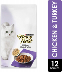 Purina Fancy Feast Adult Dry Cat Food $15.65 (REG $26.99)