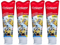 Colgate Kids Tooothpaste with Anticavity Fluoride, Minions, (4 Pack) $8.99 (REG $15.96)