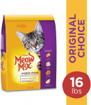 Meow Mix Original Choice Dry Cat Food $11.52 (REG $31.80)