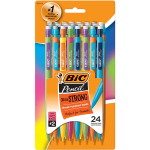 BIC Xtra-Strong Mechanical Pencil, Colorful Barrel, Thick Point (0.9mm) $4.91 (REG $8.02)