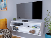 White Altus Wall Mounted Audio/Video Console $106.00 (REG $265.20)