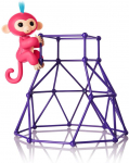 Fingerlings – Jungle Gym Playset + Interactive Baby Monkey Aimee $5.67 (REG $19.99)