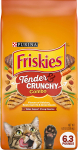 Purina Friskies Tender & Crunchy Combo Adult Dry Cat Food $4.72 (REG $8.49)