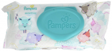 Pampers Sensitive Wipes Travel Pack 56 Count (Pack of 4) $17.10 (REG $29.99)