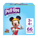 Pull-Ups Cool & Learn Disposable Potty Training Pants- Boys $15.04 (REG $27.99)