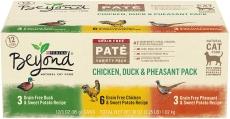 Purina Beyond Grain Free, Natural, Adult Wet Cat Food$12.89 (REG $28.79)