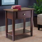 Winsome Wood Shaker Accent Table, Antique Walnut $83.31 (REG $152.00)