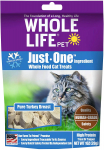 Whole Life Pet Pure Turkey Freeze-Dried Cat Treats $2.59 (REG $5.99)