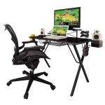 Atlantic Gaming Original Gaming-Desk Pro – Curved-Front $88.09 (REG $169.99)