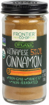 Frontier Organic Vietnamese Cinnamon, Ground, 1.31 Ounce $2.61 (REG $4.03)