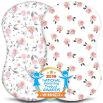 Bassinet Sheets – Fitted, Premium Jersey Cotton – Baby Bedside Sleeper Cover $19.95 (REG $34.95)